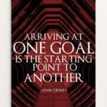 Arriving At One Goal 2