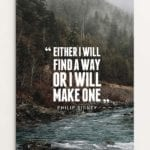 Either I Will Find A Way 2