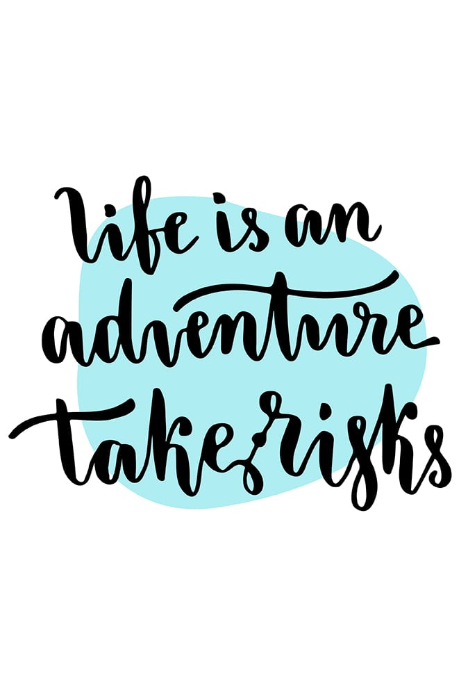 Life is an adventure 6