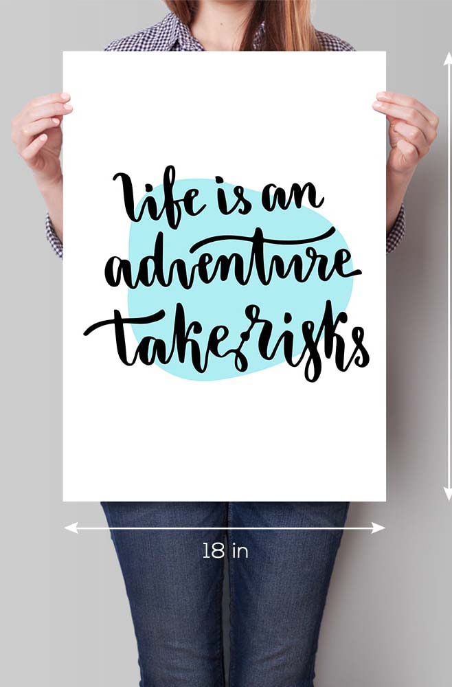 Life is an adventure 3