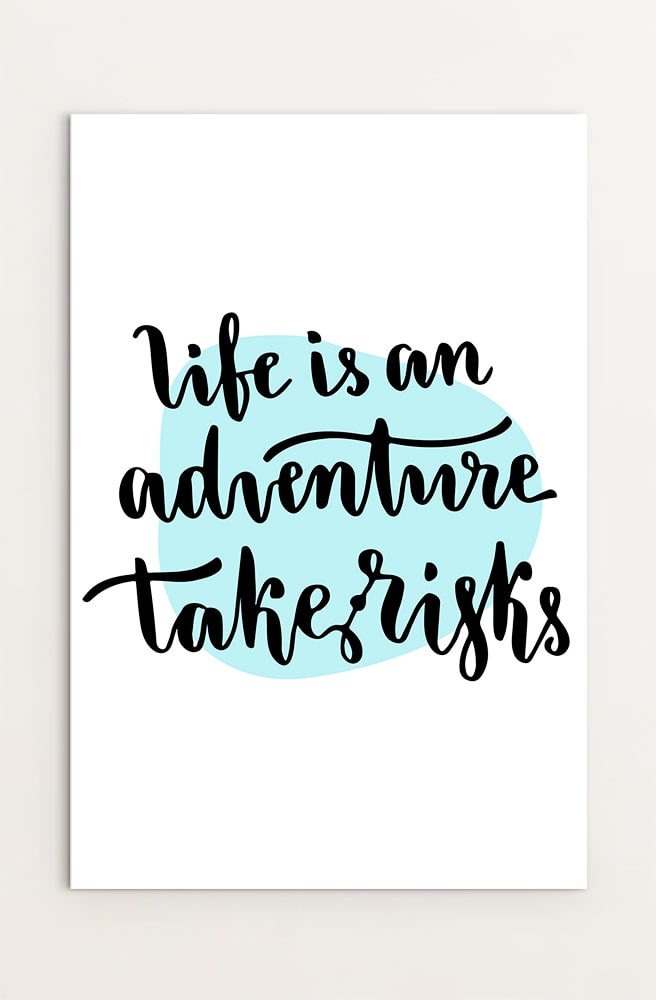 Life is an adventure 2